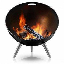 FireGlobe--Fireplace