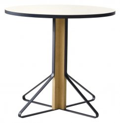 Kaari-Table-round-REB003-natural-oak-white-HPL-1849562